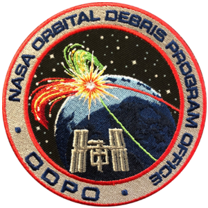 NASA ODPO Program Patch